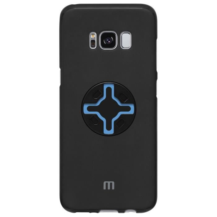 U.FIX Coque Noir pour Samsung Galaxy S8