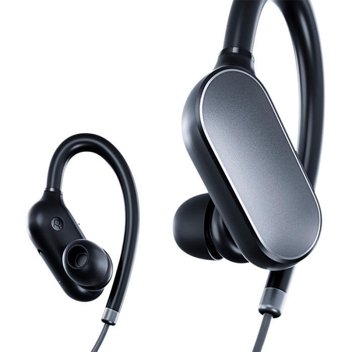 XIAOMI Sport Bluetooth Oreillettes Noir