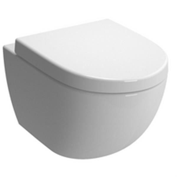 alterna pack wc suspendu daily o2 avec abattant frein de chute