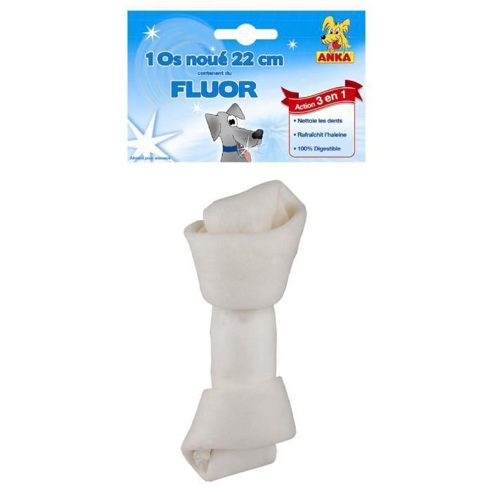 Os Cravate Fluor De 22cm Pour Chien - X1