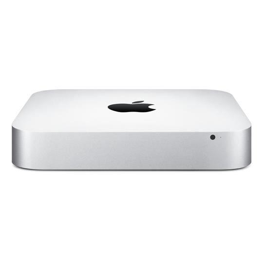 UNITÉ CENTRALE + ÉCRAN Apple Mac mini, 2,6 GHz, Intel Core i5, 8 Go, LPDD