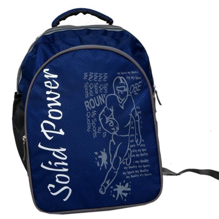 Exclusif 30 hommes Ltrs Sac College, Sac dordinateur portable, Daypack Backapack (bleu) occasionnel -ki4139 ZOZ70