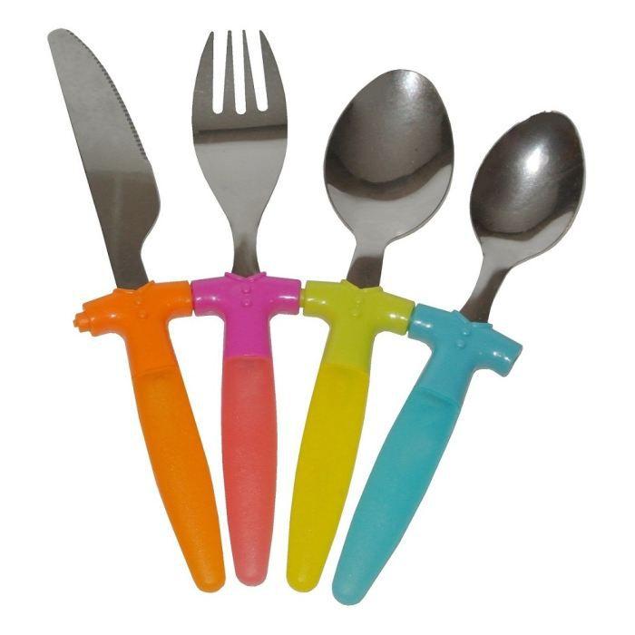 Couverts couteau fourchette enfant - Achat / Vente Couverts ...