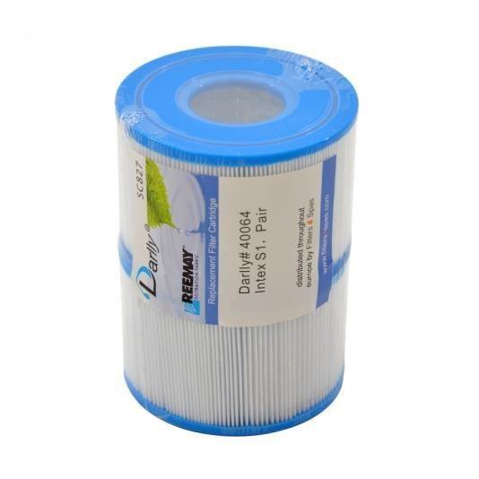 filtre spa (40064 - intex s1 - pair) - achat / vente pièce hammam