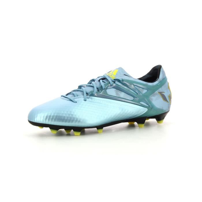 new product 59ce2 6146b Chaussures de Football Adidas Messi 15.1 FG AG