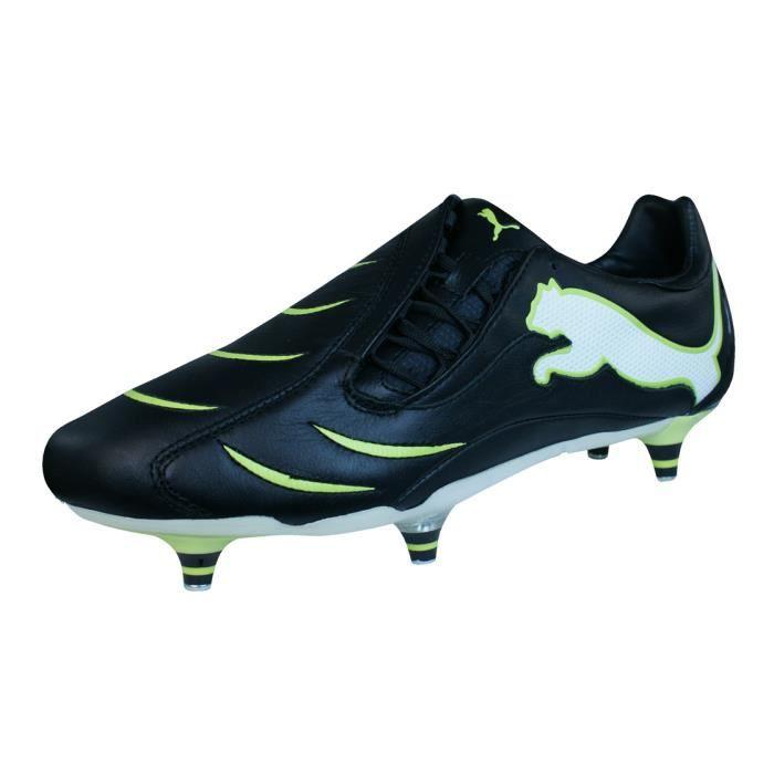 De Powercat Chaussures Football Homme 10 Cuir Sg Noir Puma 6yfbgvY7