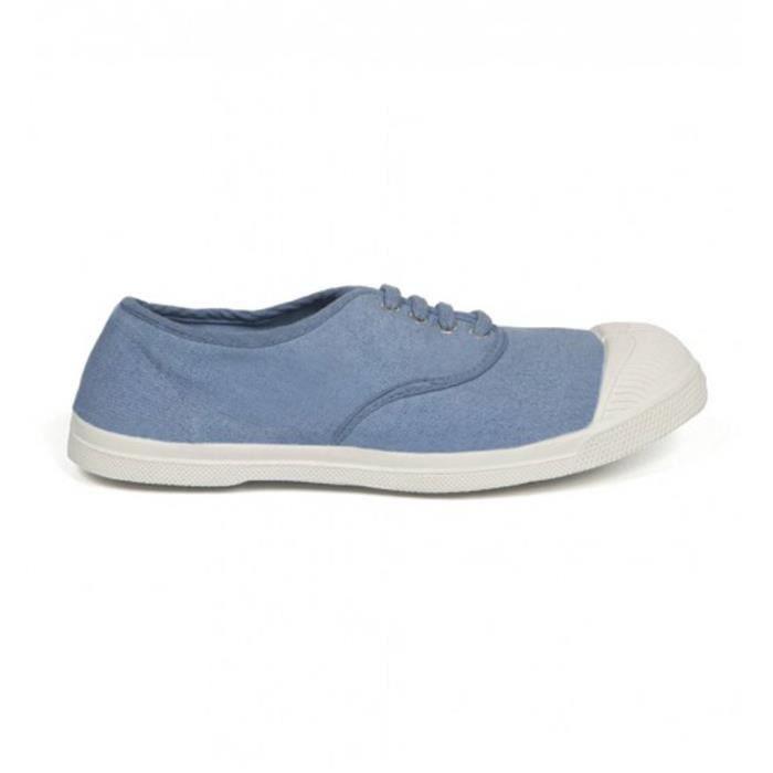 34536e32a99c44 Bensimon - chaussures Bleu Bleu - Achat / Vente basket - Cdiscount