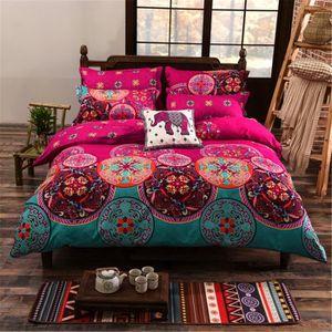 housse de couette mandala achat vente pas cher. Black Bedroom Furniture Sets. Home Design Ideas