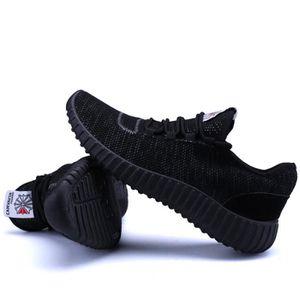 Basket Homme Ultra Léger Chaussures De Sport Populaire BLLT-XZ131Noir43 2492Y
