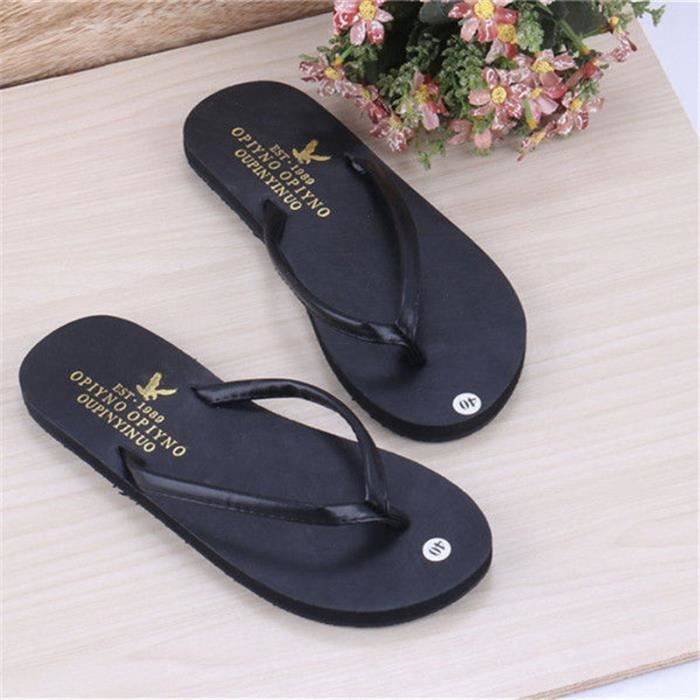 Thick Plush Lining Microsuede Anti-slip Rubber Outsole Indoor Outdoor Slip On Moccasin Slippers Shoe UR07E Taille-43 y19MGjmuz3