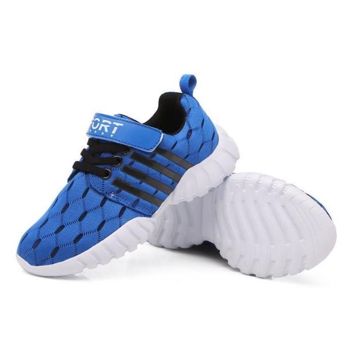 Basket Unisexe chaussures de sport pour enfants chaussures de course 8z7fhaDX