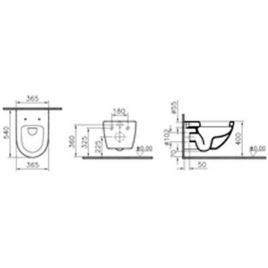Alterna Pack WC suspendu Daily O2 avec abattant frein de chute declipsable  réf 4448C0036131 - Achat   Vente abattant wc Alterna Pack WC suspendu Da. 0e4d0e5ab4ff