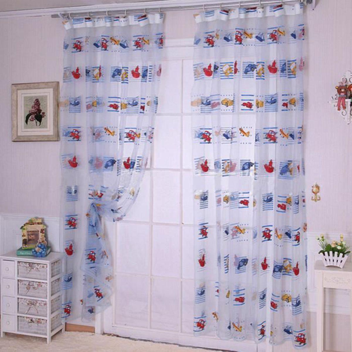 rideaux chambre enfant achat vente rideaux chambre enfant pas cher cdiscount. Black Bedroom Furniture Sets. Home Design Ideas