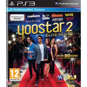 JEU PS3 YOOSTAR 2 MOVE / Jeu console PS3
