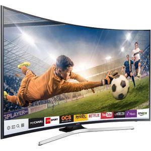 SAMSUNG UE55MU6292 TV LED incurvée UHD 138 cm (55'') - Smart TV - 3 x HDMI - Classe énergétique A