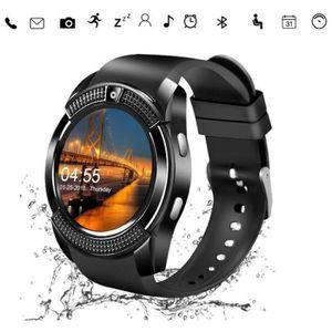 MONTRE CONNECTÉE Montre Bluetooth intelligente avec montre intellig