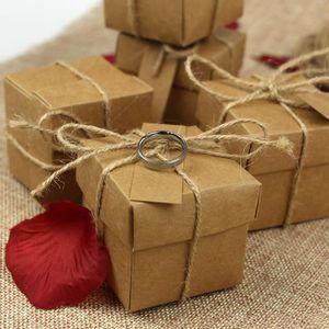 BOÎTE À DRAGÉES 50 PCS Boîte à dragées  mariage/ bapteme -50pcs Mi