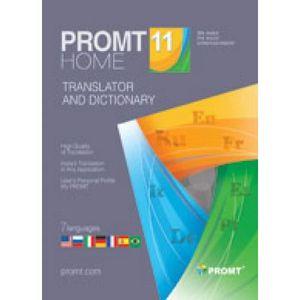 LANGUE À TÉLÉCHARGER PROMT Home 11 (one language pair)-(PC en Télécharg