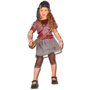 DÉGUISEMENT - PANOPLIE Pirate Costume enfant Caribbean Princess