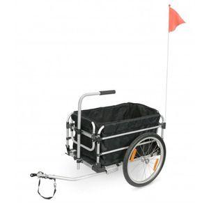 REMORQUE VÉLO Remorque vélo marchandise BIKE ORIGINAL Aluminium