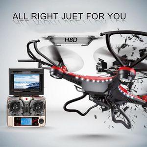DRONE Gosear® Drone Caméra HD 2.0 MP appareil 5.8G FPV 4