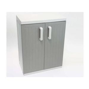 petite armoire en plastique achat vente petite armoire. Black Bedroom Furniture Sets. Home Design Ideas
