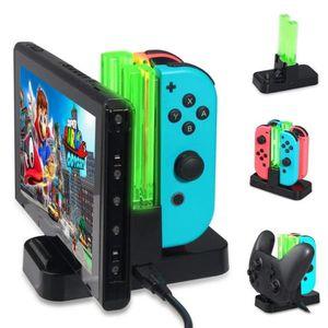 CHARGEUR CONSOLE EFUTURE Chargeur pour Manette console de Nintendo