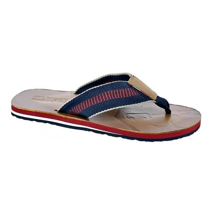 Chaussures Tommy Hilfiger Homme Sandales modèle Beach 1Eyjy