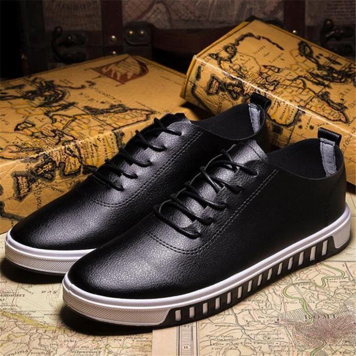hommes Sneakers Meilleure Qualité Durable Chaussures De Marque De Luxe Sneakers Nouvelle arrivee Poids Léger Grande Taille