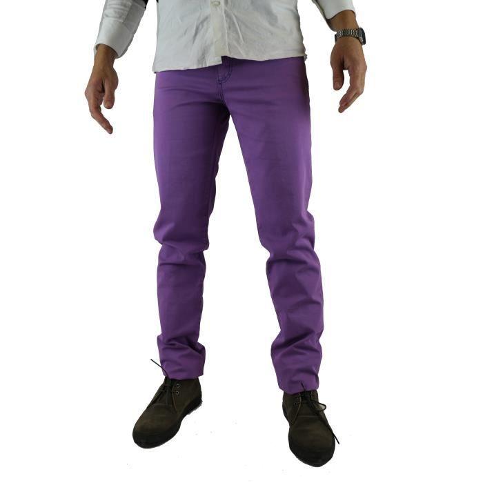 Am230 Homme Violet Carlo Pantalon Chionna Vêtements SpUMVzqG