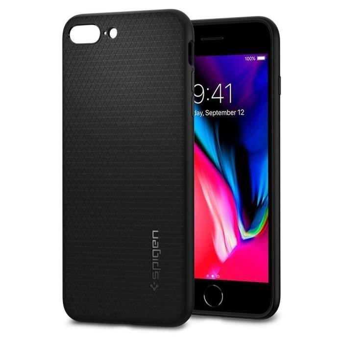 coque iphone 7 plus silicone spigen