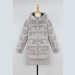 ... MANTEAU - CABAN mode, belle, chaude Femmes Mode Luxe Manteau en f. ‹› 621d535ceb5e