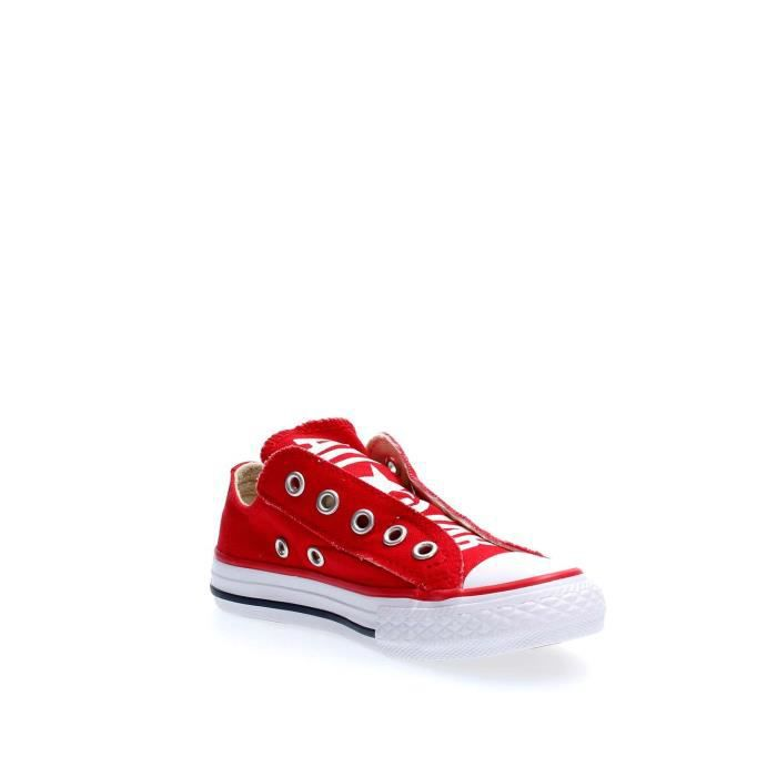 CONVERSE SNEAKERS junior unisexe RED, 30
