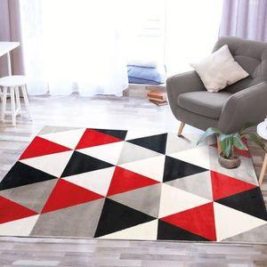 TAPIS TAO SCANDI Tapis de salon - 120 x 170 cm - Polypro