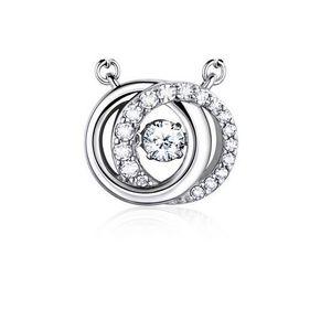 0bbe9aa02d614 SAUTOIR ET COLLIER Collier concentrique de double anneaus en argent p