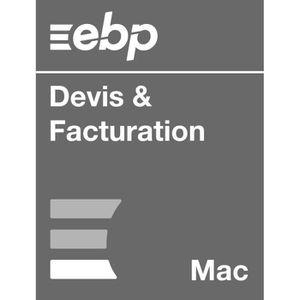 BUREAUTIQUE EBP Devis et Facturation MAC - Dernière version -