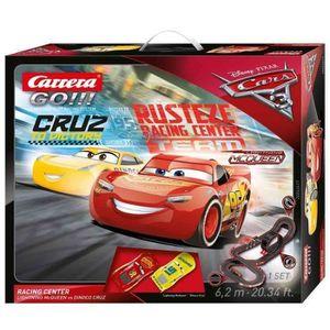 CIRCUIT Circuit CARERRA GO ! Disney/Pixar Cars 3 - Racing
