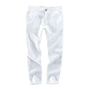 Pantalon blanc homme - Achat   Vente Pantalon blanc Homme pas cher ... 6d73b4d411ee