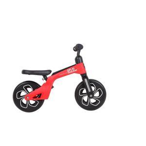 PORTEUR - POUSSEUR QPLAY Tech Bike - Rouge