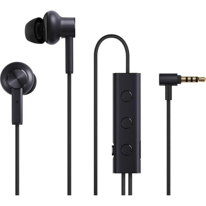 XIAOMI ID16328 - Écouteurs intra-auriculaires avec réduction de bruit et microphone