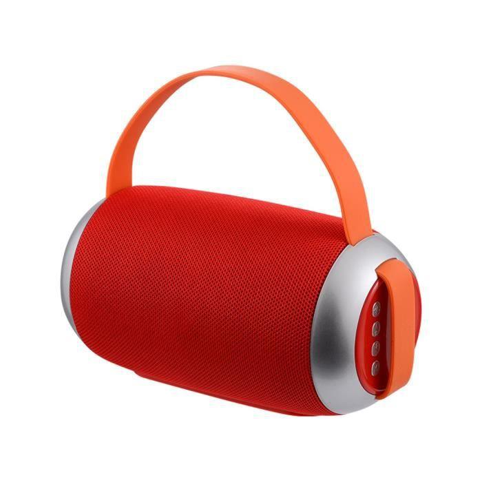 Enceinte Nomade - Haut-parleur Portable Mobile Bluetooth Sans Fil