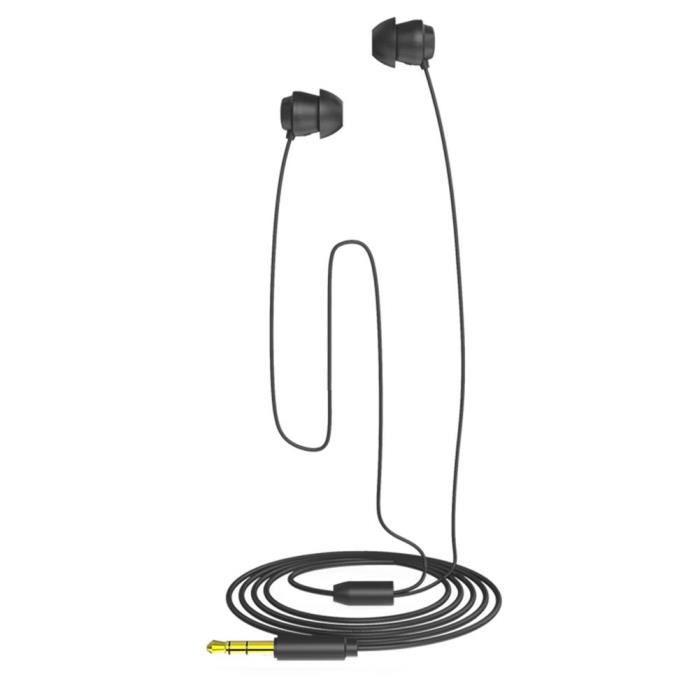 Écouteurs Stéréo Filaires De 3,5 Mm Avec Intra-auriculaires Anti-bruit-boe