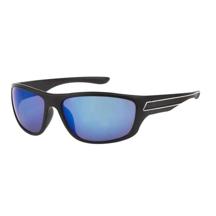 S519 bleu sport miroir mode soleil de verre Lunettes Noir qw8IxvE4