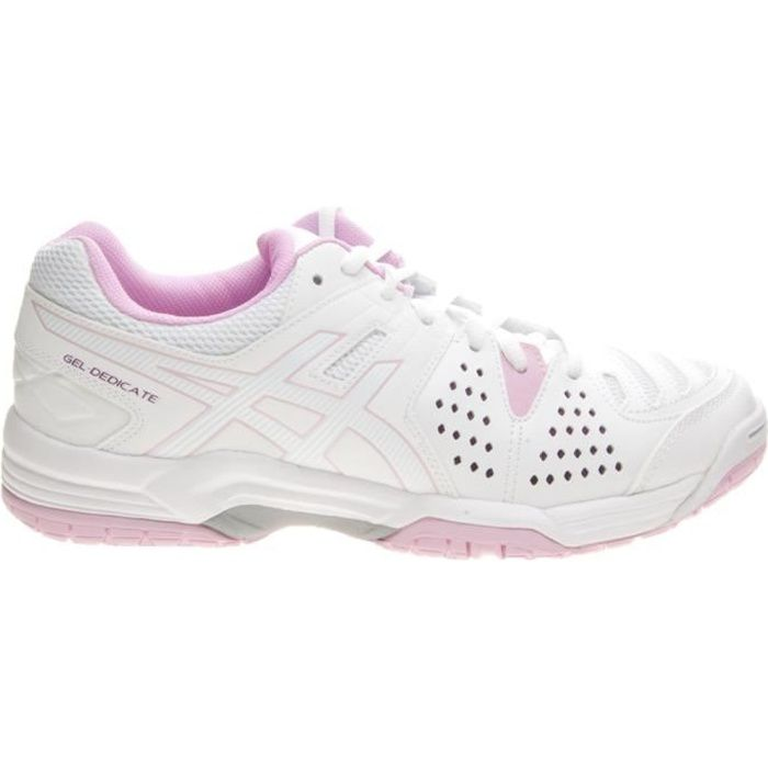 chaussures asics blanche