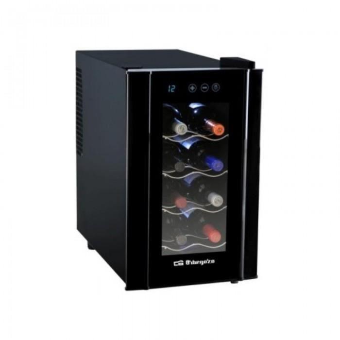 PIÈCE DE PETITE CUISSON Orbegozo VT 800 Mini-réfrigérateur Noir
