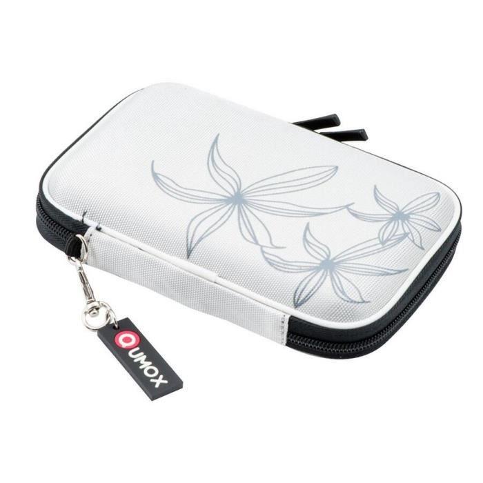 Qumox tui case sac housse de protection pour disque dur for Housse pour disque dur externe