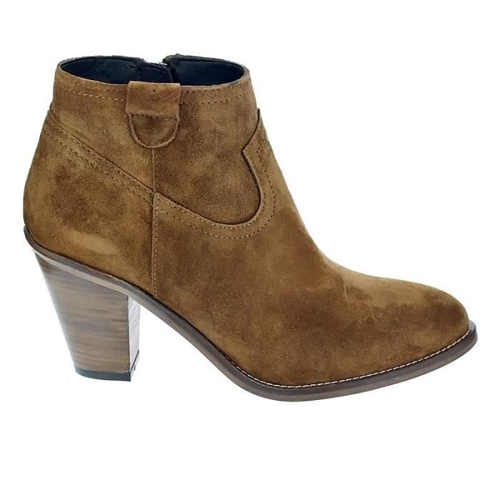 Chaussures Alpe FemmeBotines modèle 31301101