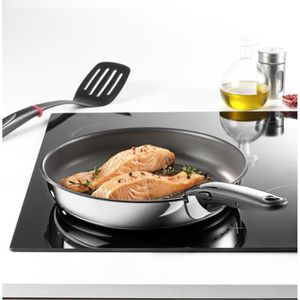tefal ingenio inox induction achat vente pas cher. Black Bedroom Furniture Sets. Home Design Ideas