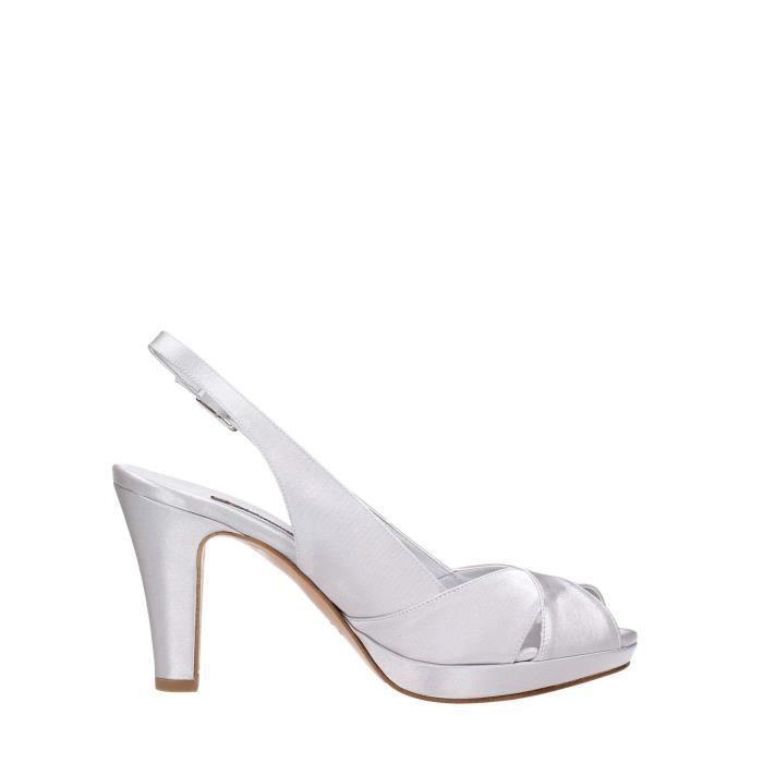 L'amour Sandal Femme Gris