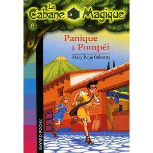 Livre 6-9 ANS La Cabane Magique Tome 8